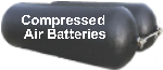 Batteries using air instead of using chemical materials, rare earth extraction, manufacture, and eventual disposal.