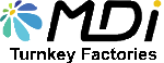 Turnkey Factory by MDI